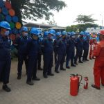 CDM Fire Fighting and Spillage Training